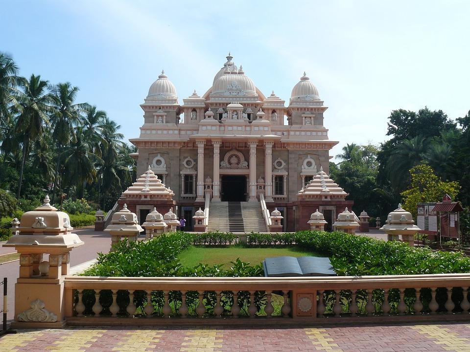 India, Chennai, Temple