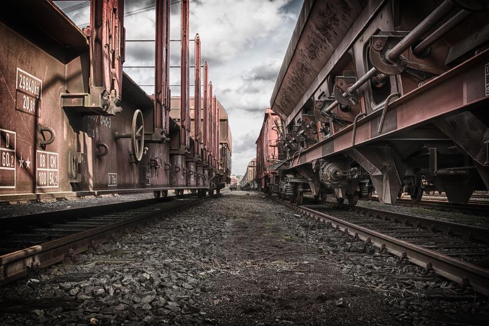 Wagon, Pociąg, Wagon Towarowy, Transport