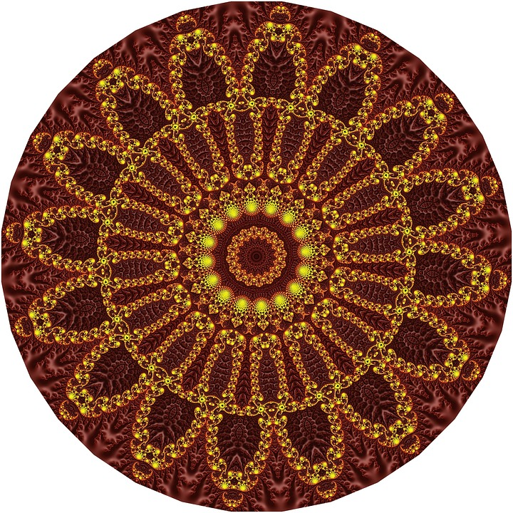 Mandalas Colores Patrones Imagen Gratis En Pixabay