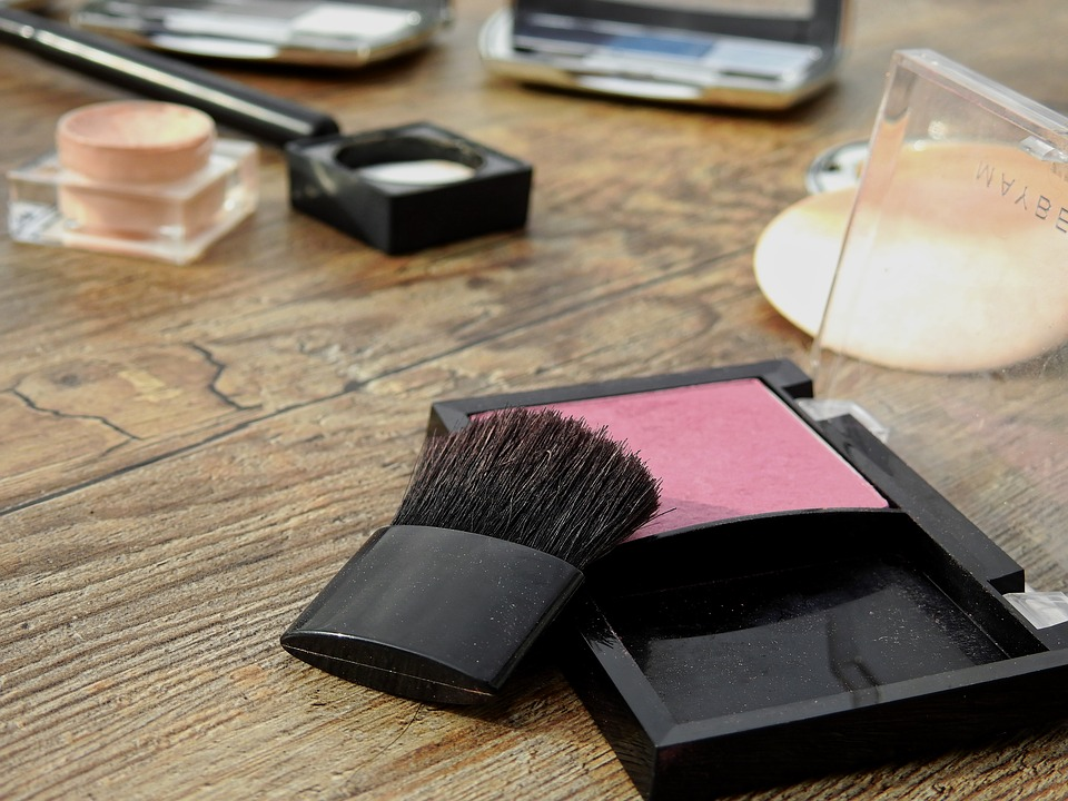 Cosmetics, Make Up, Makeup, Beauty, Color, Powder