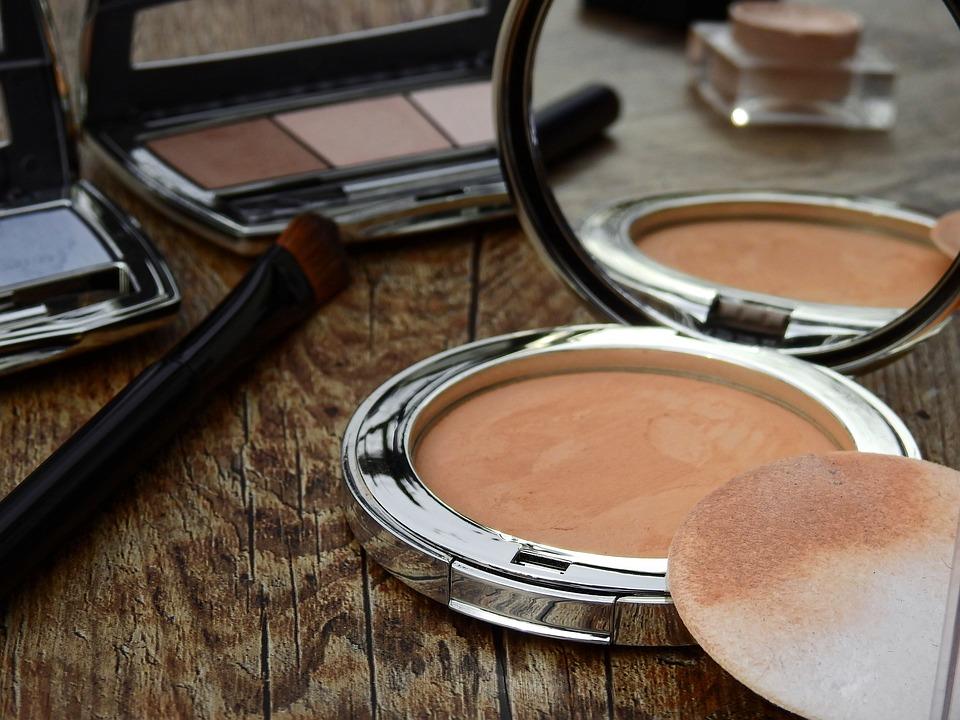 Cosmetica, Make Up, Make-Up, Schoonheid, Kleur, Poeder