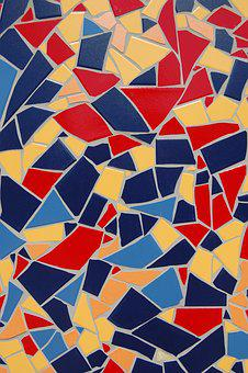 Pattern Tile Wall Background Decorative Ce