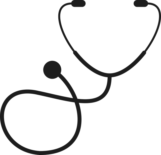 Free vector graphic: Stethoscope, Doctor, Heart, Medical ...