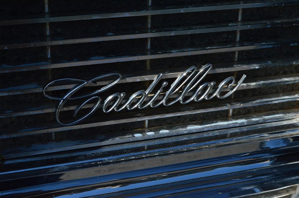 Logo Cadillac Car Vintage