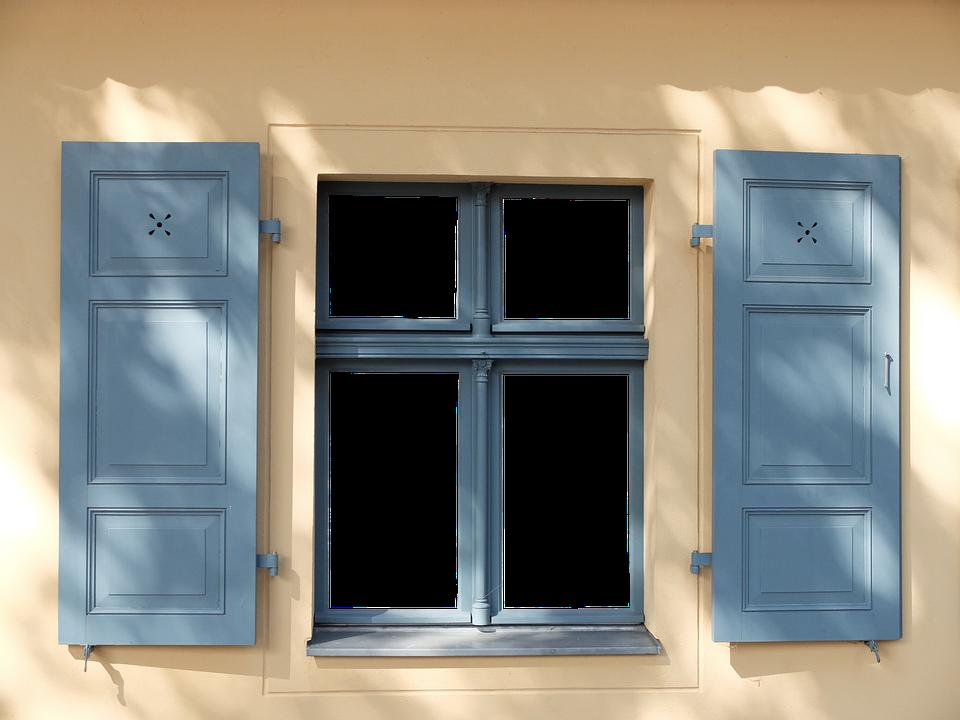 Fenêtre Volets Bois Photo Gratuite Sur Pixabay