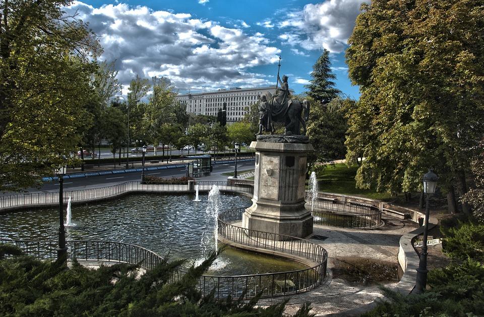 Madrid Centro, España Madrid