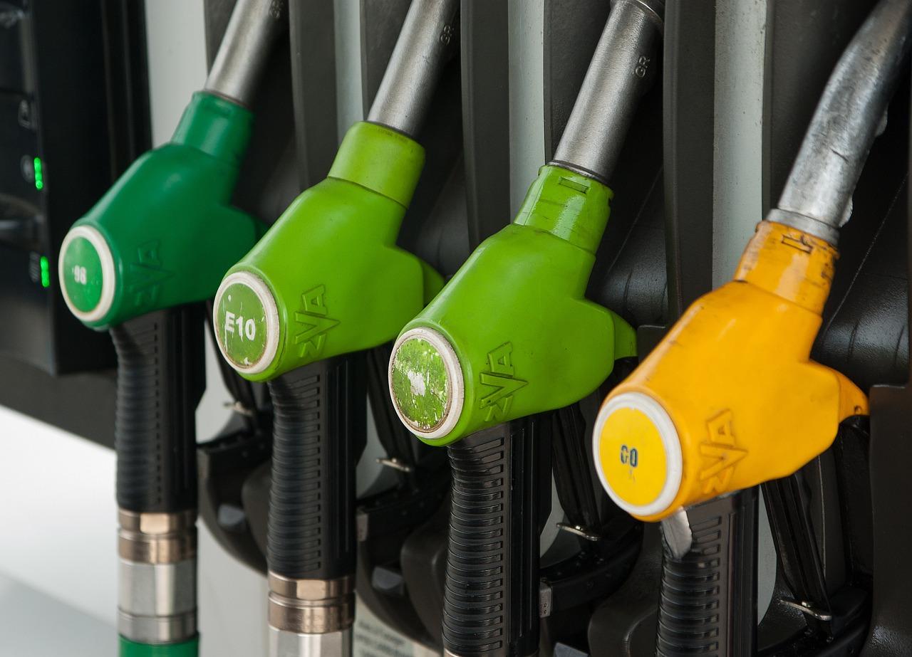 燃料, ポンプ, ガソリンスタンド, 銃, タンク