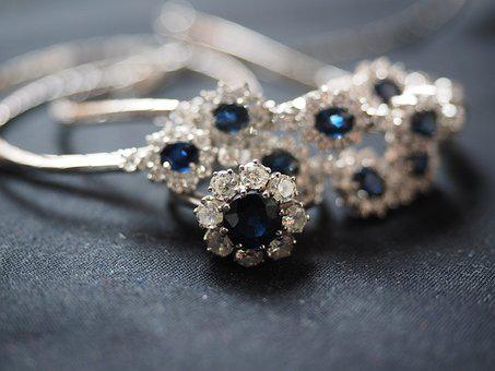 Sapphire Ring Trailers Jewel