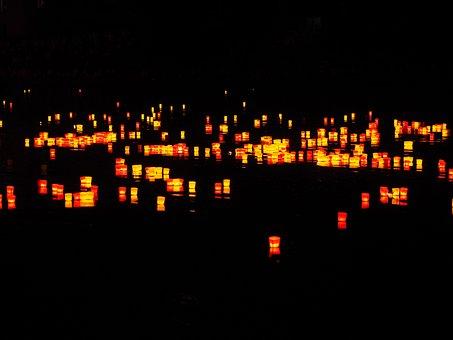 Kynttilät, Valot Serenade, Joki