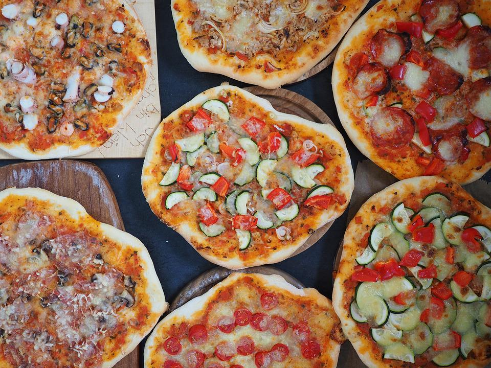 Ham Cooking Time Chart: Free photo: Pizzas Bake Nutrition Eat Food - Free Image on ,Chart