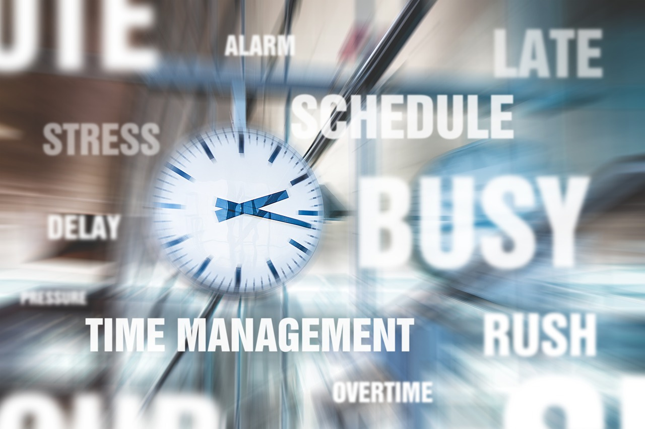 factors affecting time management