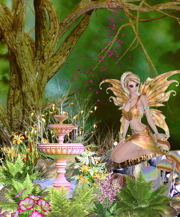 Garden Fairy Free images on Pixabay