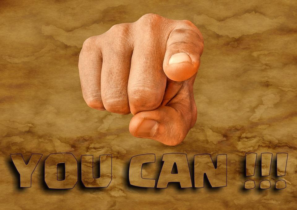 Motivatie, Versterken, Moedigen, Zelfvertrouwen