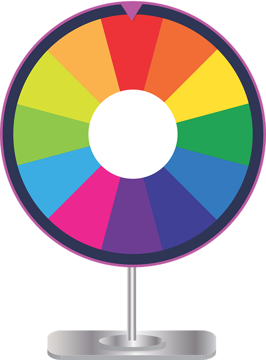 foto de Wheel Fortune Prize · Free vector graphic on Pixabay