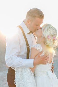Wedding, Pair, Romantic, Love, Romance