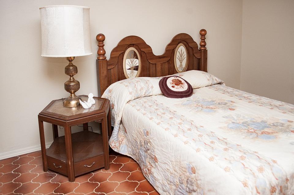 Bett Schlafzimmer · Kostenloses Foto auf Pixabay