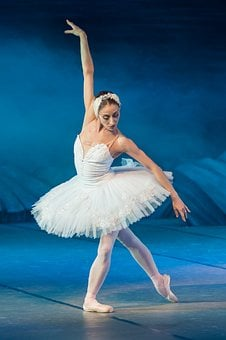 Ballerina, Swan Lake, Performance