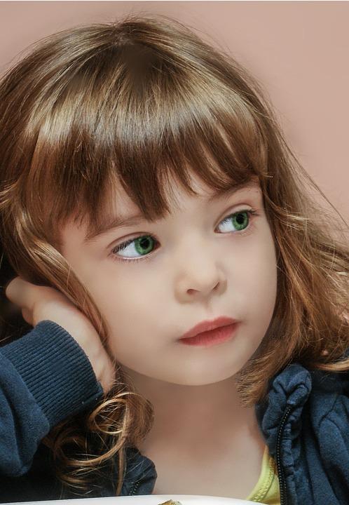 706017534db Portrait The Little Girl Child - Free photo on Pixabay
