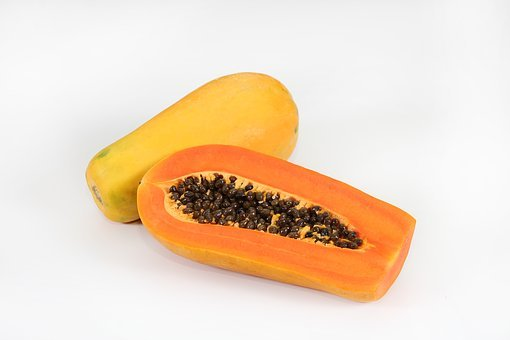 Papaya Fruit Image Hd