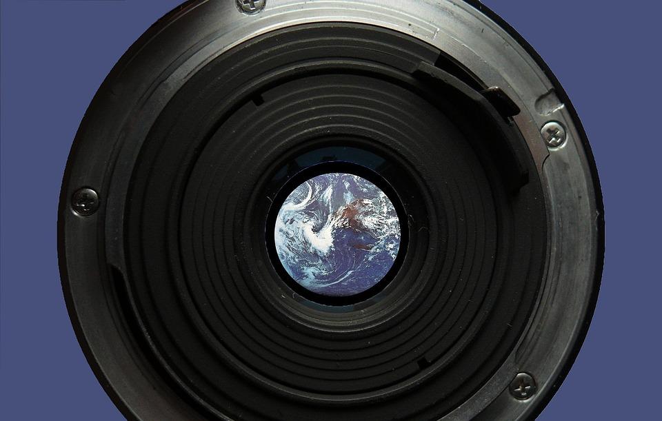 Free photo: Lens, Earth, Globe, Focus, Camera - Free Image on ...