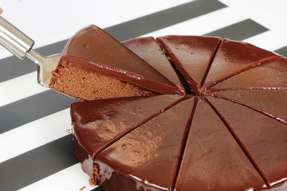 Torte Di Swede, Torta Al Cioccolato, Torta, Pane