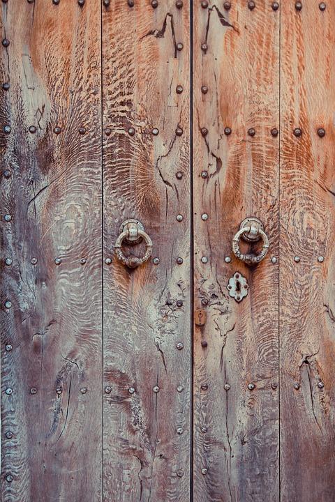 Porte Bois Ancien Photo Gratuite Sur Pixabay