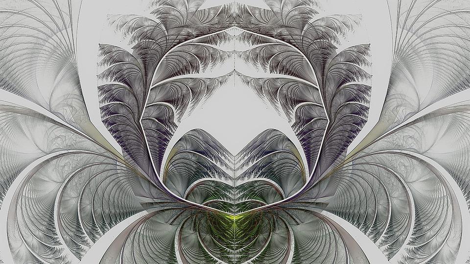 Zadarmo ilustrcia fraktlne biela design vzor obrzok fraktlne biela design vzor fantasy jemn pozadia voltagebd Images