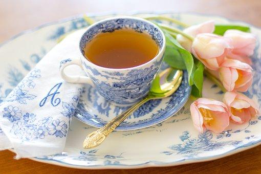 紅茶のカップ, 茶, コーヒー カップ, コーヒー, ビンテージ