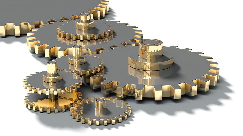 Kugghjul, Redskap, Hjulet, Maskin, Mekanismen, Teknik