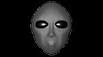 alien, head