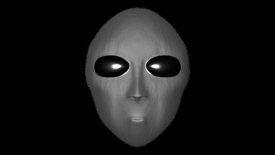 alien head sci fi creature space paranormal 3d  sc 1 st  Pixabay & Alien Head Sci Fi · Free image on Pixabay