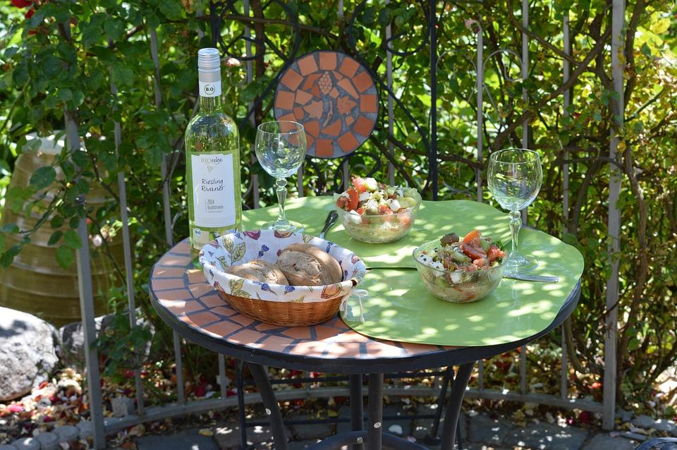 vrtna mize