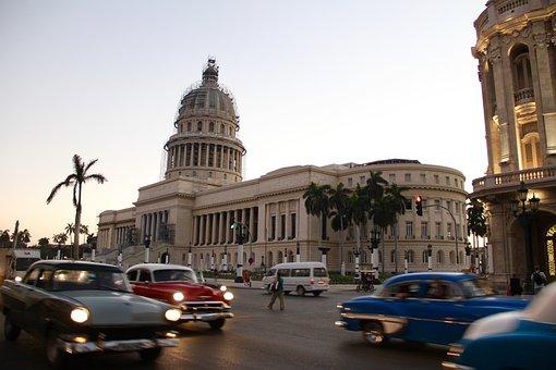 Cuba, La Habana, Habana, El Turismo