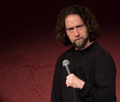 Comedian, Face, Performance, Comic