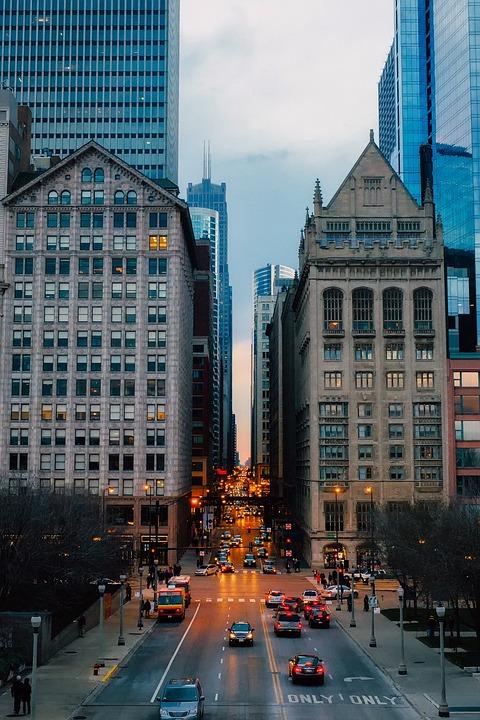 chicago illinois city free photo on pixabay