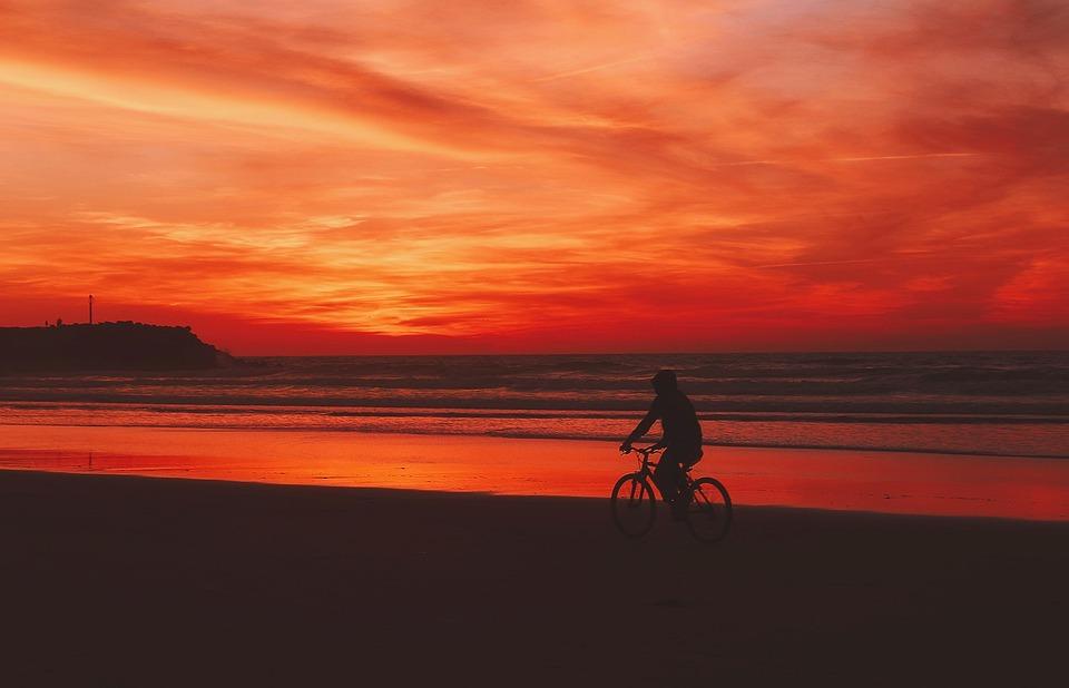 Free Photo Sunset Dusk Beautiful Sky Free Image On
