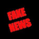lie, news