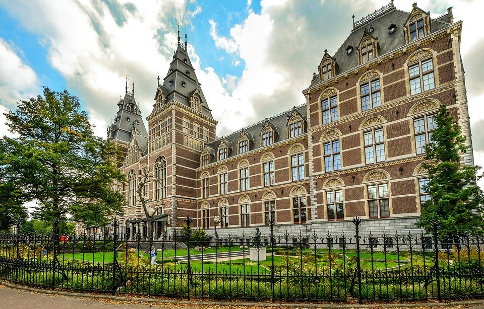 المزارات السياحية في مدينة أمستردام، هولندا