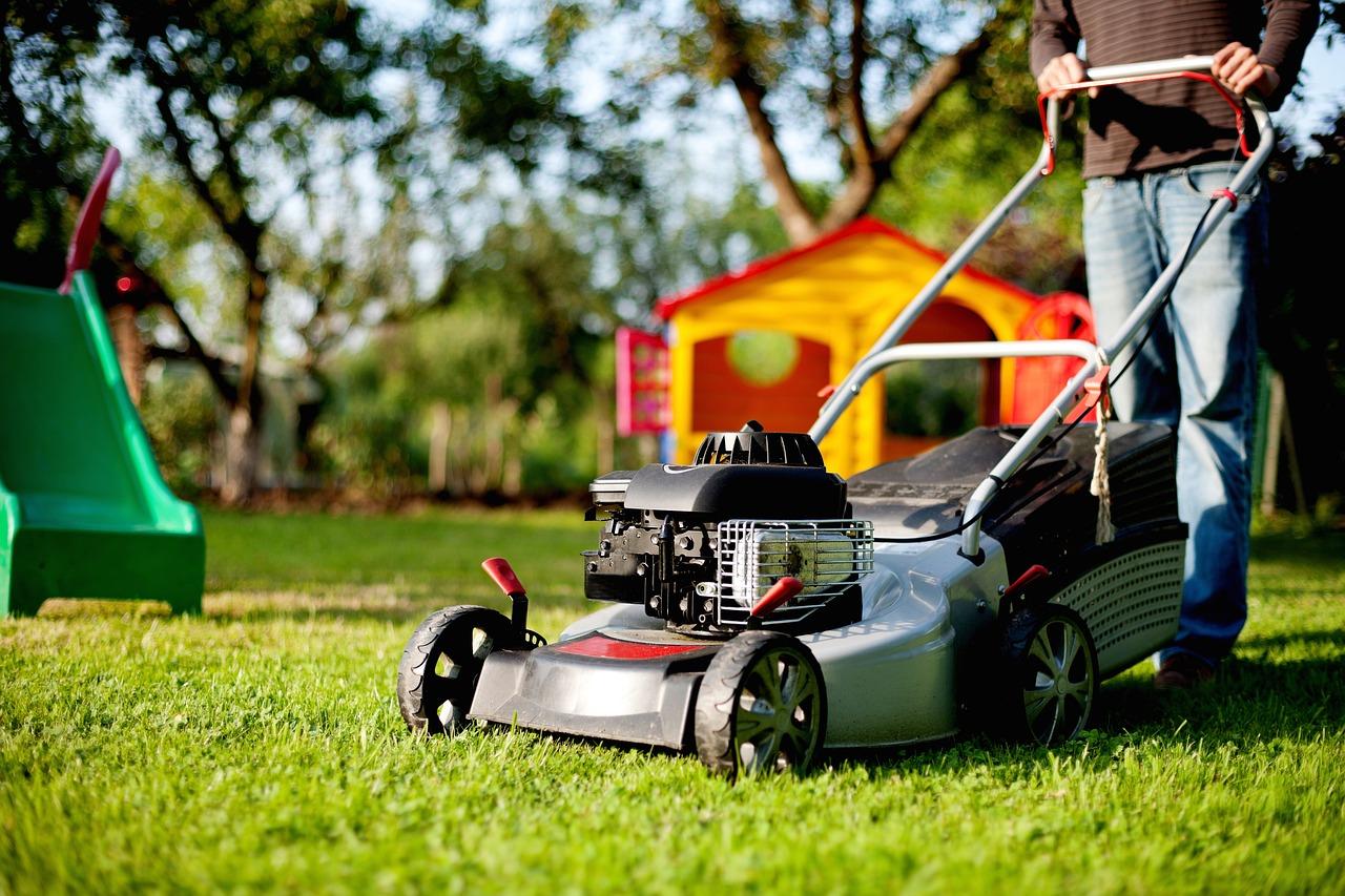 Lawn Mower Mowing Rush - Free photo on Pixabay