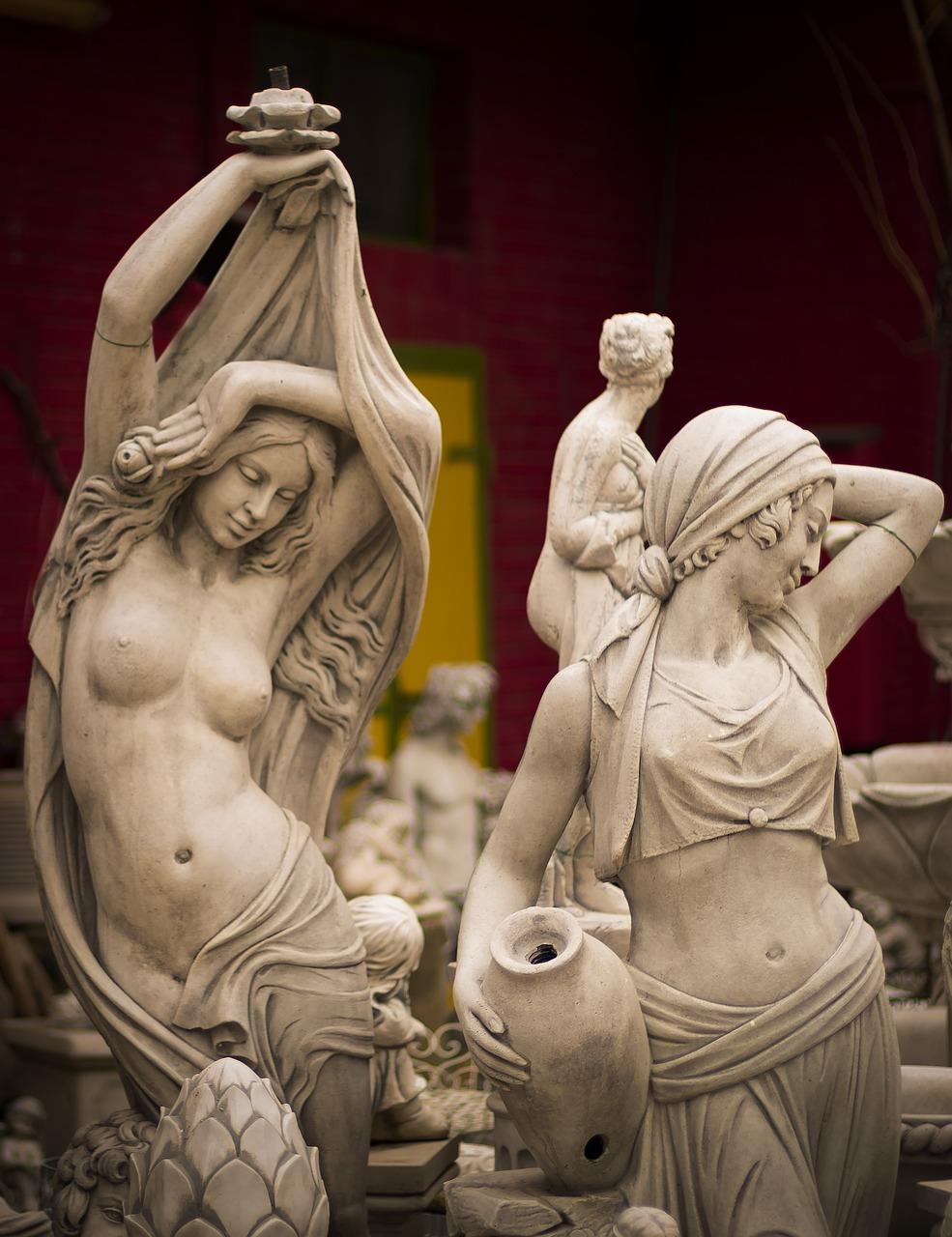 Обнаженные Скульптуры