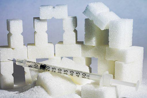 Diabetes, Insulin Syringe, Insulin