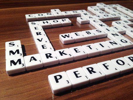 Scrabble, Website, Marketing, Server