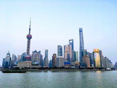 Shanghai, Pudong, The Bund