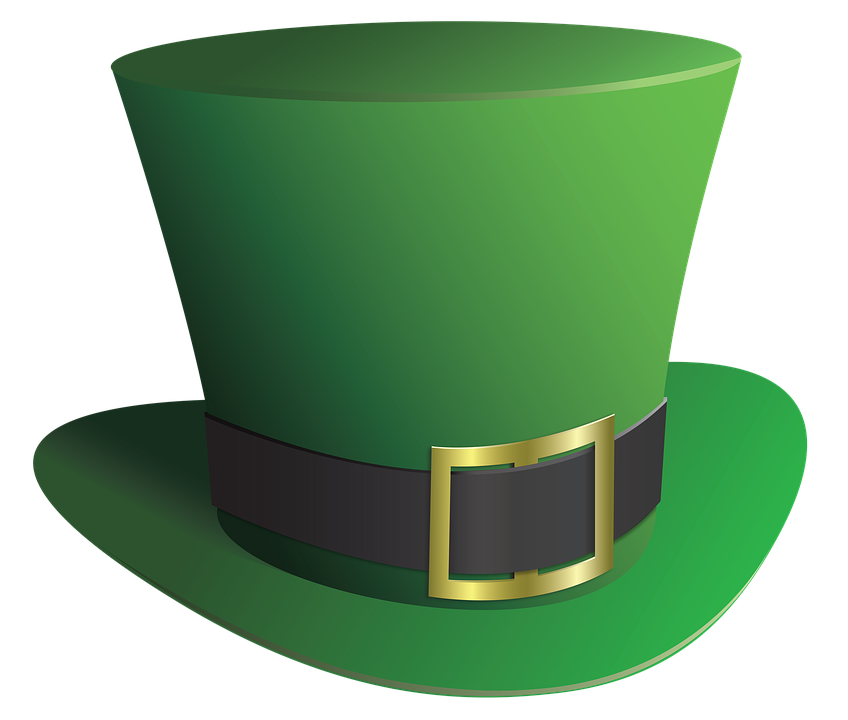 Image result for leprechaun hat