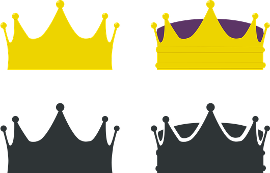 Crown King Queen Crowns Crown Crown C