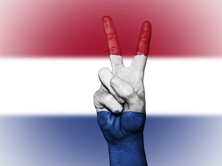 Netherlands, Peace, Hand, Nation