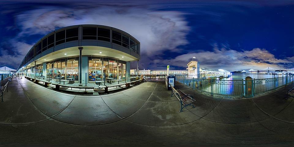 San Francisco, California, Ciudad, Bahía, Puente