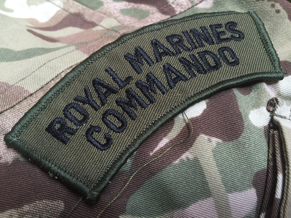 Mimétique Militaire Royal Marines Photo Gratuite Sur Pixabay