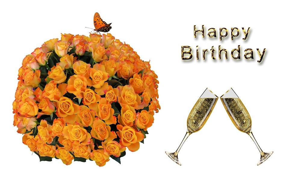 Fleurs Bouquet Danniversaire Image Gratuite Sur Pixabay