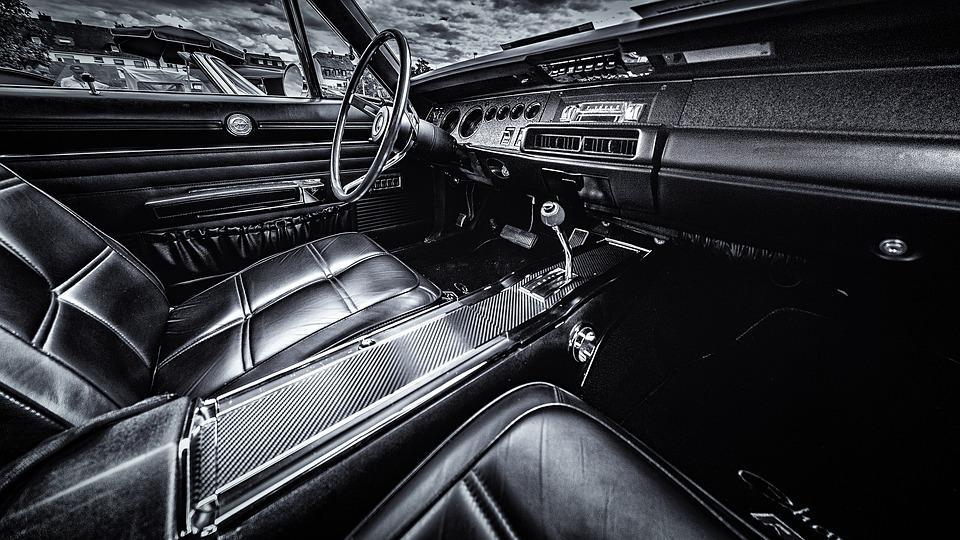 Free photo: Cockpit, Charger, Dodge, Usa, Auto - Free Image on ... | {Auto cockpit 75}